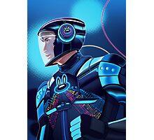 Pogo Space Suit Photographic Print