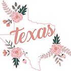 Floral Texas Roses by baileymincer