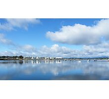 York Cove Panarama Photographic Print