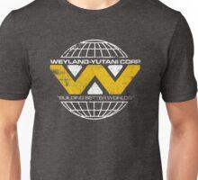 Weyland-Yutani (white)  Unisex T-Shirt