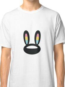 Pogo Space Bunny Black Classic T-Shirt