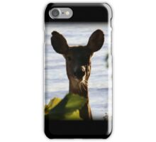 At The Watering Hole iPhone Case/Skin