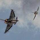 Typhoons - Turn 'n' Burn by © Steve H Clark