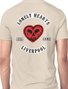 Lonely Hearts Motorcycle Club - Beatles Unisex T-Shirt
