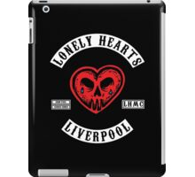 Lonely Hearts Motorcycle Club - Beatles iPad Case/Skin