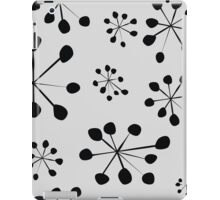 Retro Bursts Pattern iPad Case/Skin