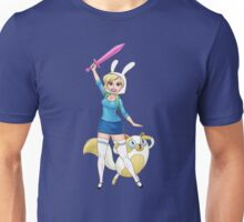 Fiona and Cake Adventure time Unisex T-Shirt