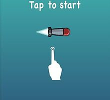 Sea Missile that has been developed by BeAppy Labs. by AWhilest