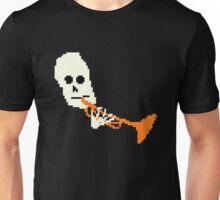 Doot Doot Thank Mr.Skeltal spooky skeleton Unisex T-Shirt