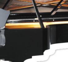 Piano Man Sticker
