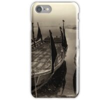 River Boats. iPhone Case/Skin