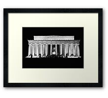 Washington DC #14 Framed Print