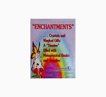 Enchantments Crystals & Magical Gifts Unisex T-Shirt