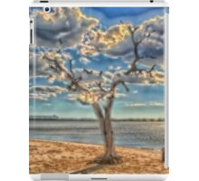 If leaves were clouds iPad Case/Skin