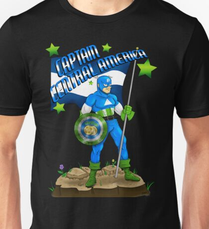 Captain Central America Unisex T-Shirt
