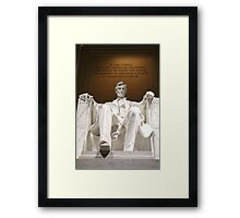 Washington DC #17 Framed Print