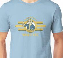 Fallout 4 - Vault Tec Design Unisex T-Shirt