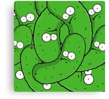 Pickle Bakuha Canvas Print