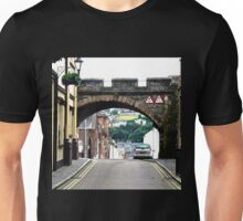 A Street in in Derry, Northern Ireland Unisex T-Shirt