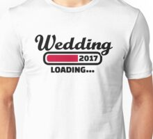 Wedding 2017 Unisex T-Shirt