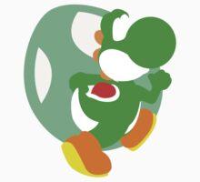 Super Smash Bros Yoshi Kids Clothes