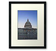 Washington DC #25 Framed Print