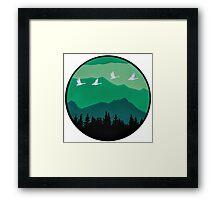Calvin Harris My Way Framed Print