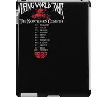 Valhalla Shirt - Vikings Valhalla T Shirt- VIKING WORLD TOUR iPad Case/Skin