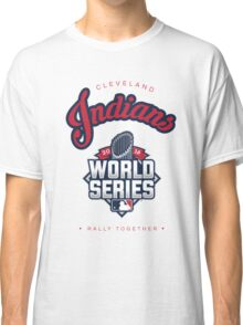 Cleveland Indians World Series #RallyTogether Classic T-Shirt