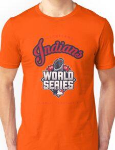 Cleveland Indians World Series #RallyTogether Unisex T-Shirt