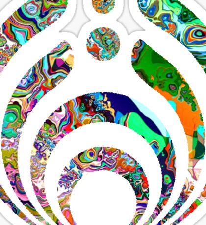 Bassnectar logo Sticker