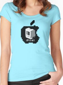 iPixel Women's Fitted Scoop T-Shirt