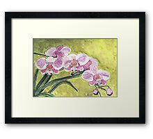 A Cloud of Possibilities Framed Print