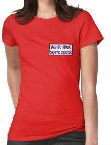 WRSC Original Work Shirt Logo Womens Fitted T-Shirt