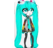 Hatsune Miku Chibi iPhone Case/Skin