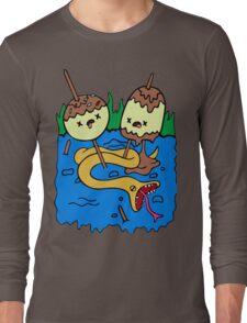 Princess Bubblegum's rock Long Sleeve T-Shirt