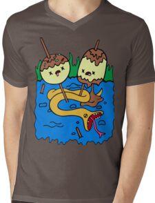 Princess Bubblegum's rock Mens V-Neck T-Shirt