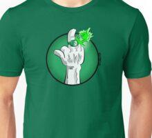 Wrath of the Comic Geek: The Oa Bird Unisex T-Shirt