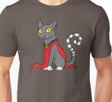 Halloween Cat: Beetlejuice themed Unisex T-Shirt