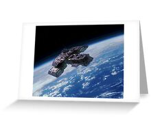 BC-304 (Oil) Greeting Card