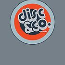 Disc & Co. Records by modernistdesign