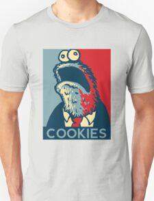 COOKIES we can believe in! Unisex T-Shirt