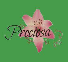 Preciosa(Precious)flower  Baby Tee