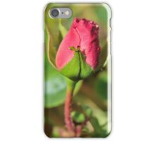 before the bloom iPhone Case/Skin