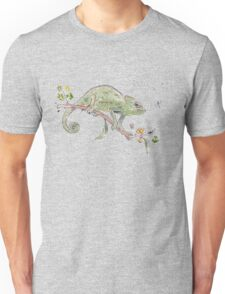 The colourful world of Chameleons Unisex T-Shirt