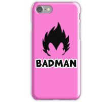 BADMAN iPhone Case/Skin