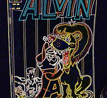 Alvin by Gail Jones