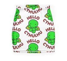 Chibi Cthulhu Mini Skirt