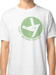 Lucky Sevens (Green) Classic T-Shirt