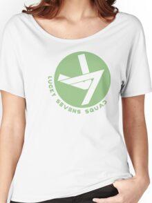 Lucky Sevens (Green) Women's Relaxed Fit T-Shirt